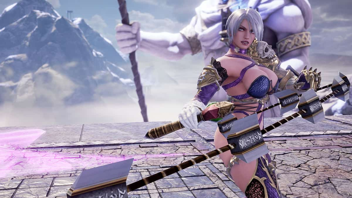 "Still ""Not Sure"" About Soulcalibur 6 On Nintendo Switch"