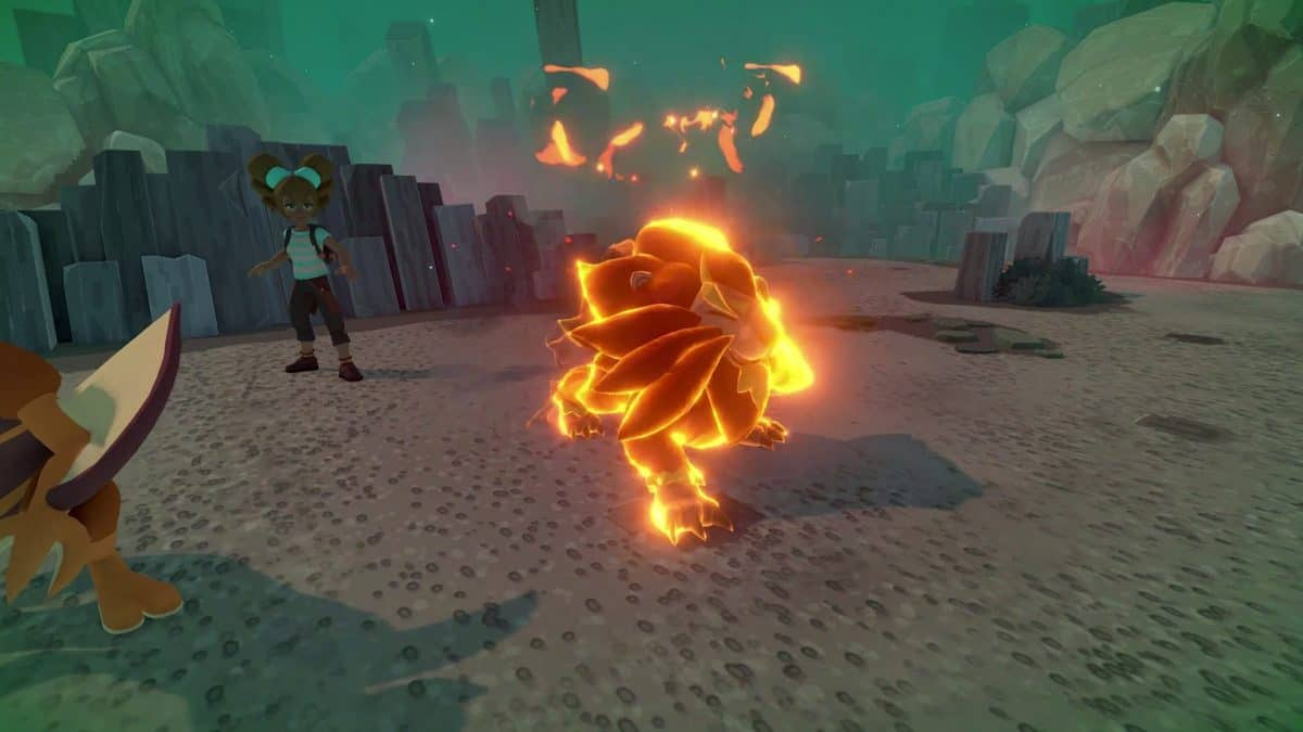 Temtem Gyalis Locations, How to Catch, Evolve and Stats