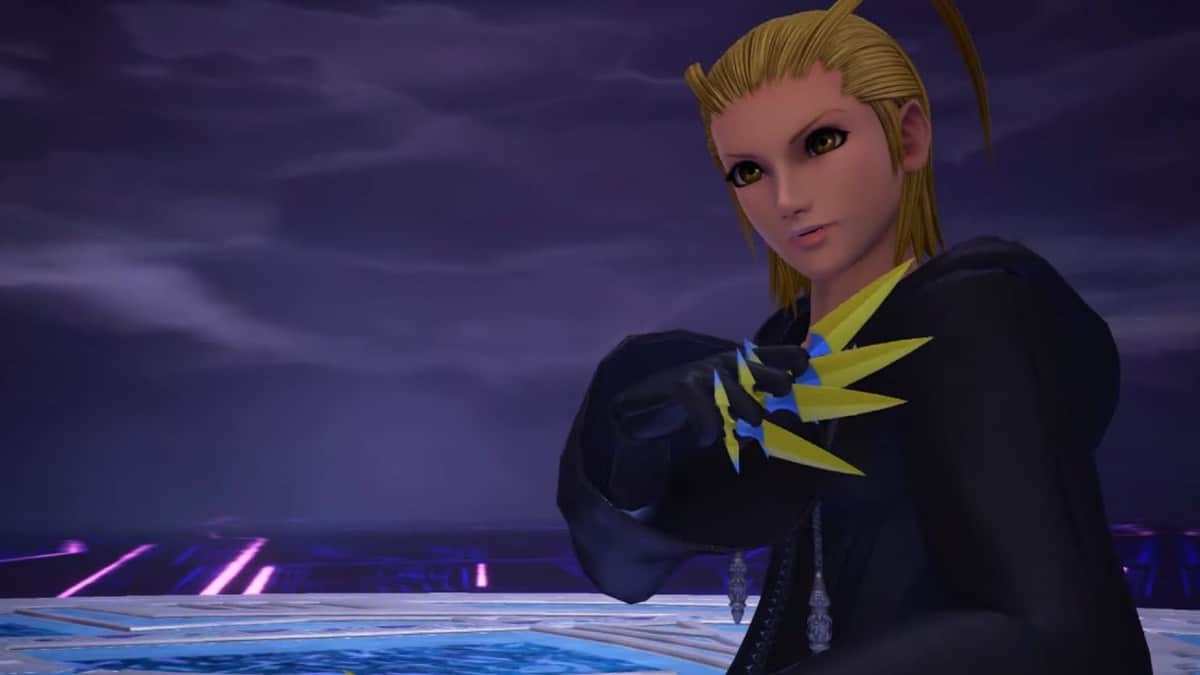 Kingdom Hearts 3 ReMind Larxene Boss Guide