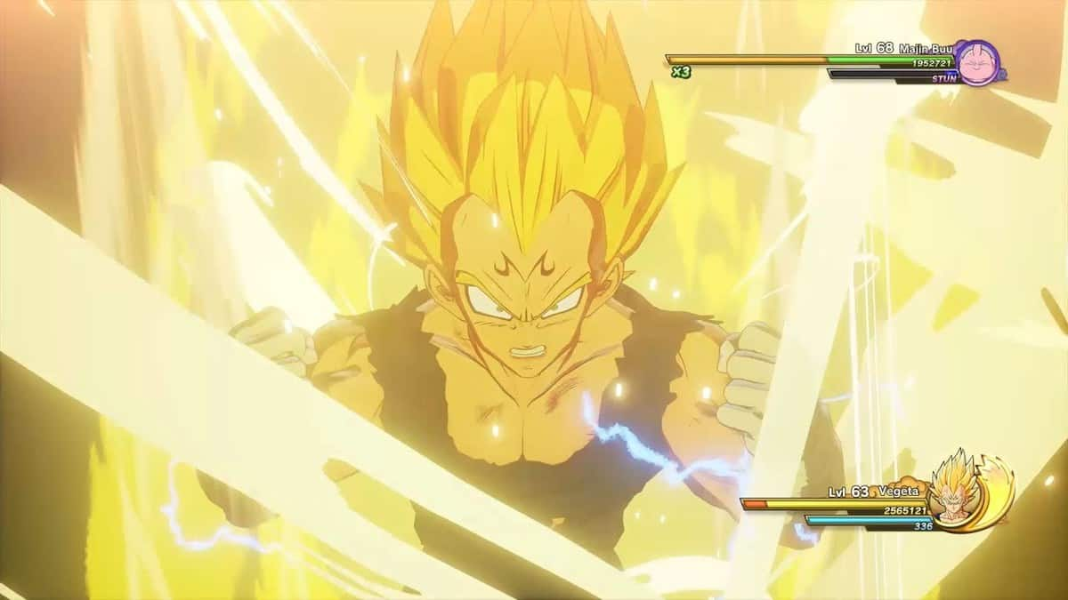 How to Beat Majin Vegeta in Dragon Ball Z Kakarot