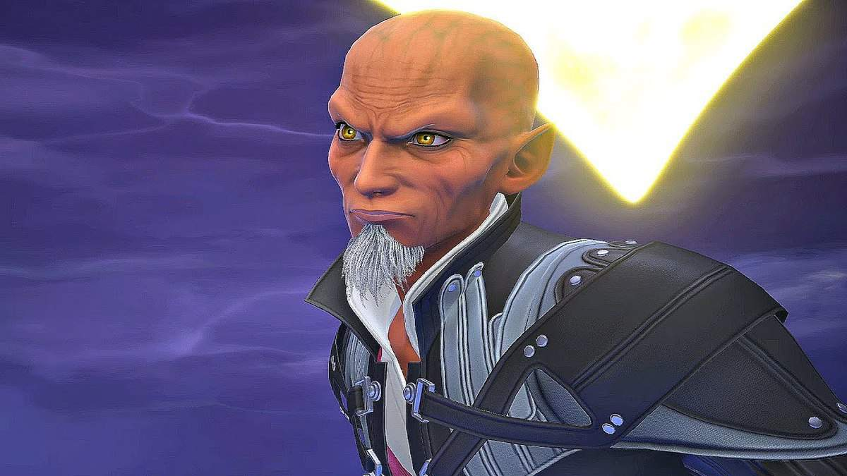Kingdom Hearts 3 ReMind Master Xehanort