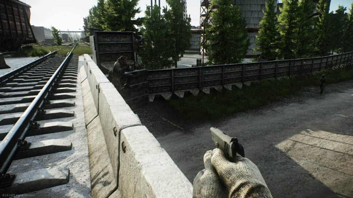 Escape From Tarkov Map Extraction Points