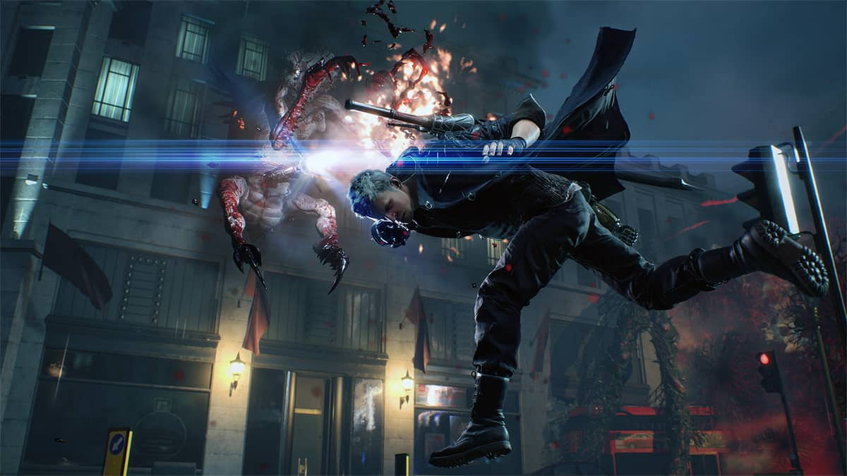 Devil May Cry 5 Sells Another Million To Become Franchise's Best-Seller
