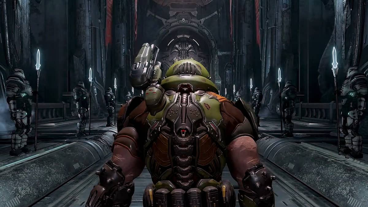 Doom Eternal Customization Will Let You Change The Look Of The