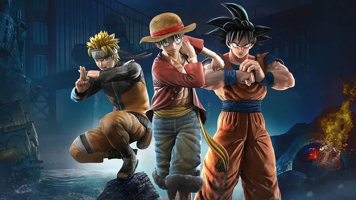 Jump Force Update 2.00 Released, Improved Game Stability