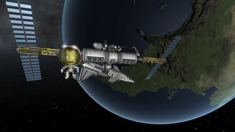 Kerbal Space Program Update 1.9.1 Is Live, Bug Fixes And Improvements