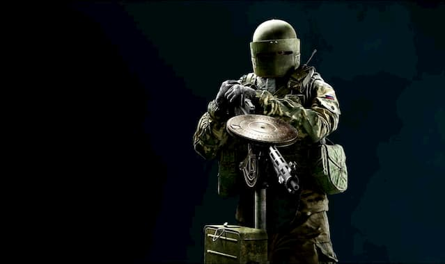 Rainbow Six Siege Tachanka Rework Possibly Makes Him Overpowered