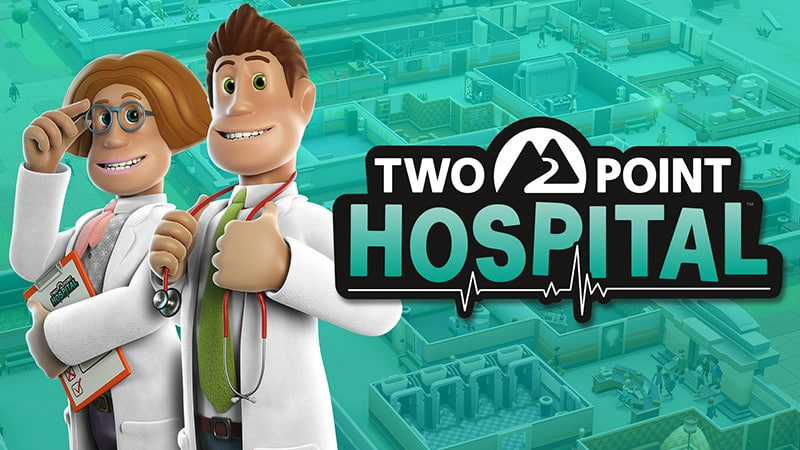 Two Point Hospital Free Update Released, R.E.M.I.X