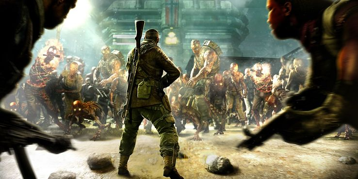 Zombie Army 4: Dead War Update 1.08 Is Out, Support For New DLC