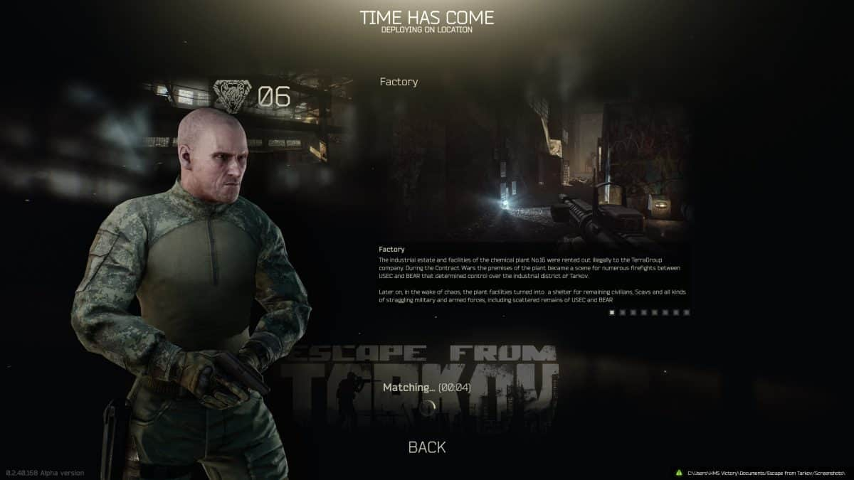 Escape From Tarkov Best Armor Guide