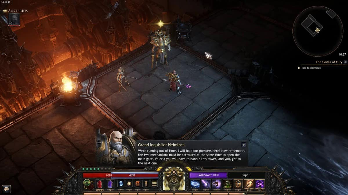 Wolcen: Lords of Mayhem The Gates of Fury Quest Guide
