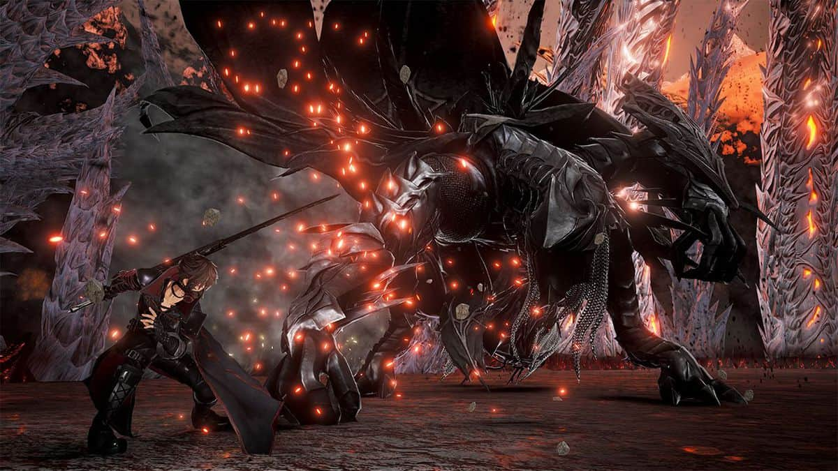 Code Vein Hellfire Knight Depths: Fiery Oblivion Walkthrough