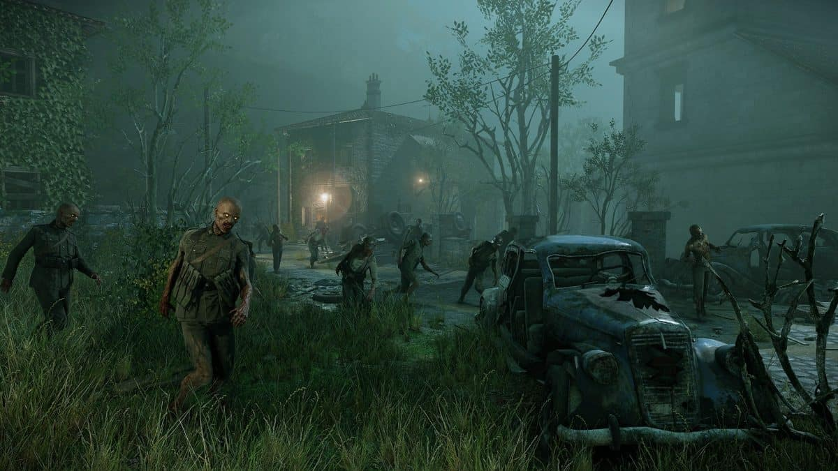 Zombie Army 4 Heroic Action Locations