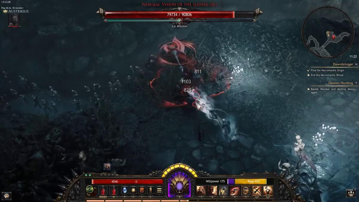 Wolcen: Lords of Mayhem Nerukai Boss