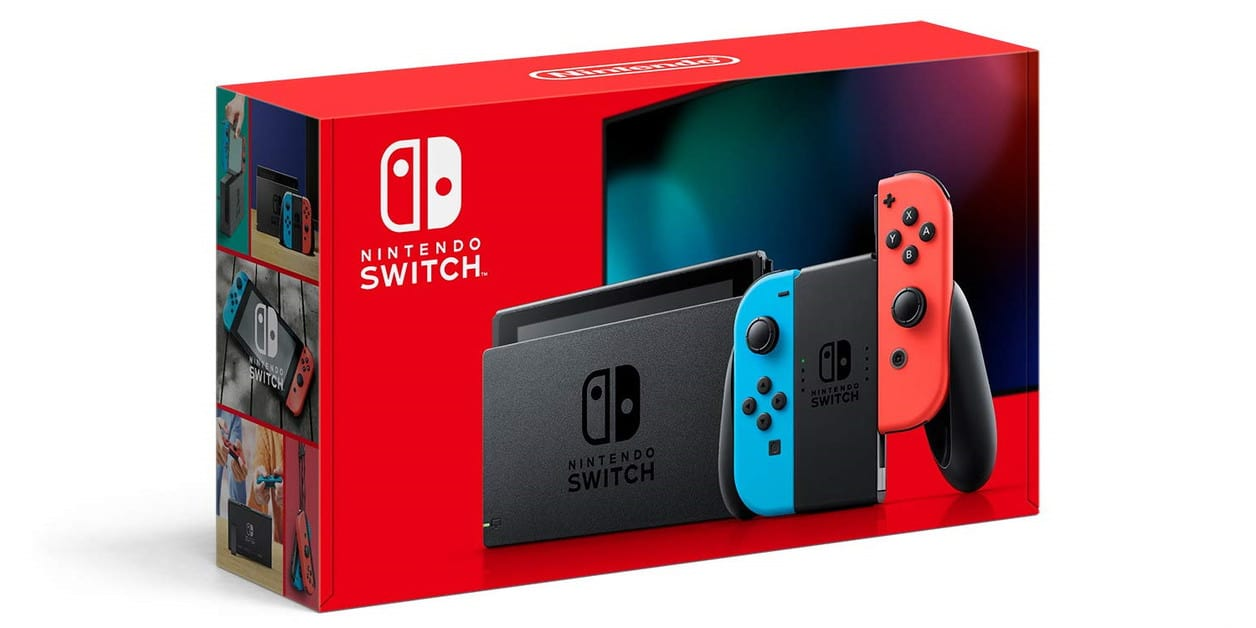 Switch Stock Shortages