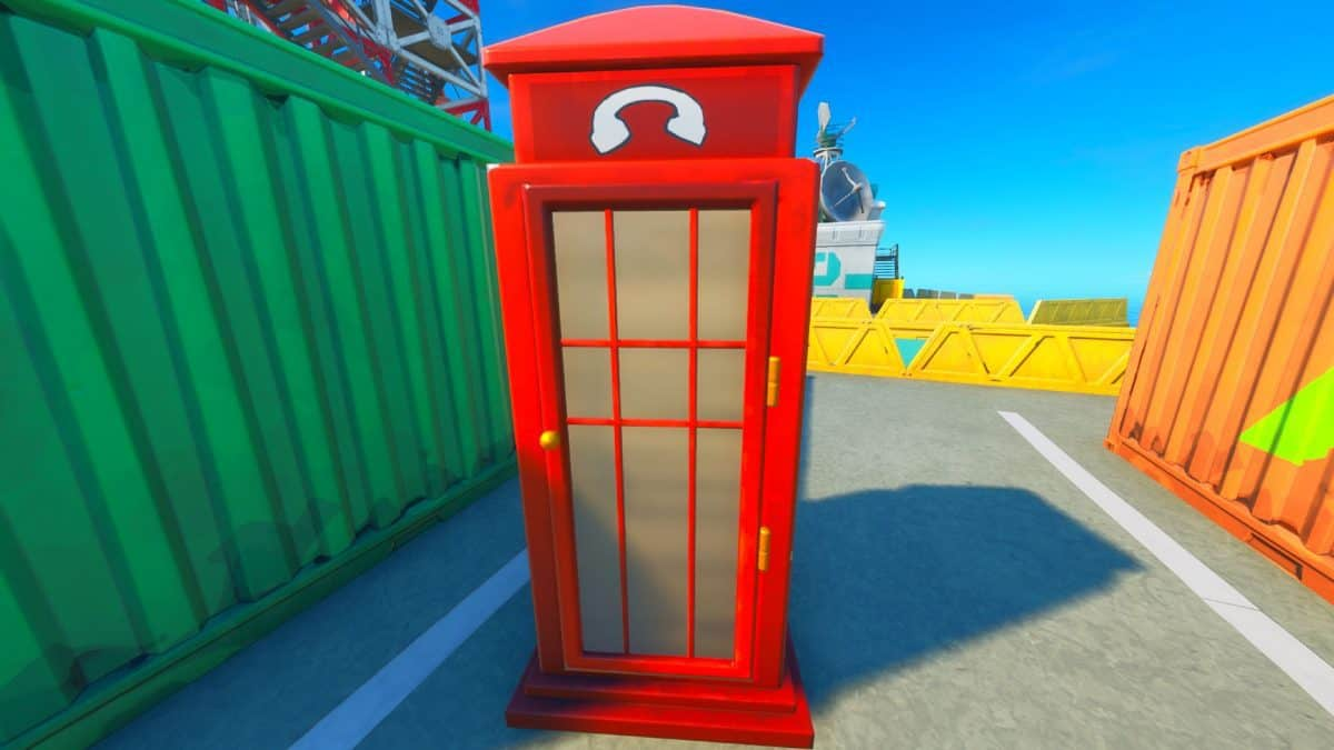 Fortnite Chapter 2 Season 2 Phone Booth Locations Guide