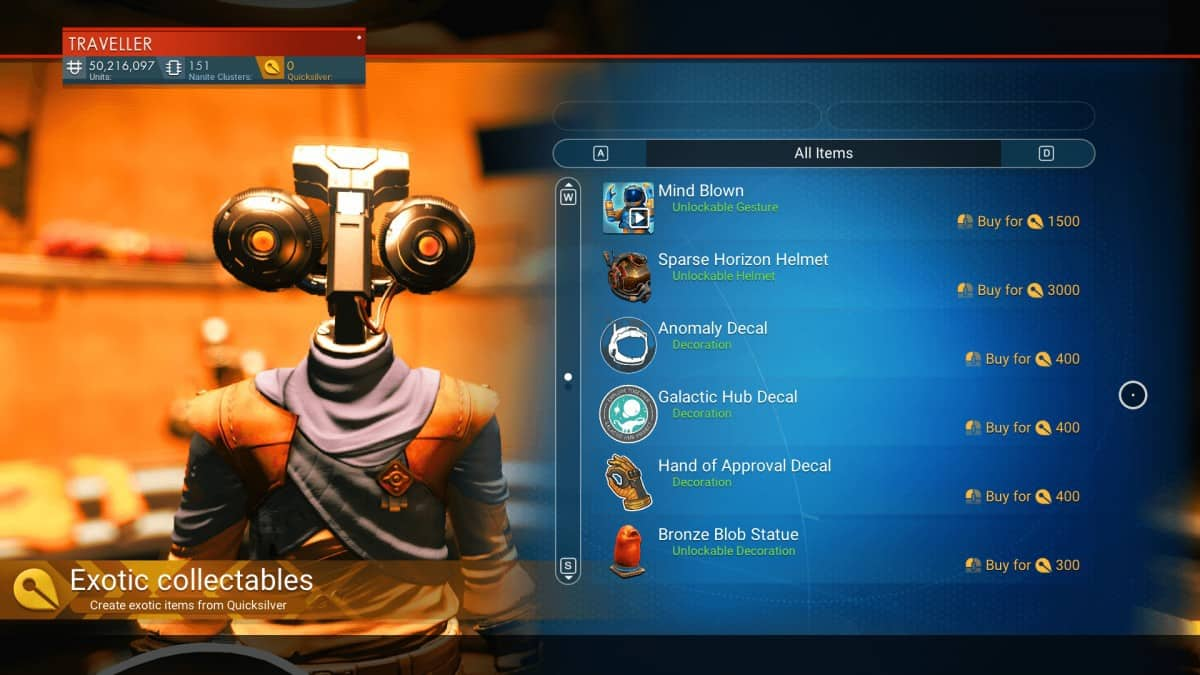 How to Get Quicksilver in No Man's Sky