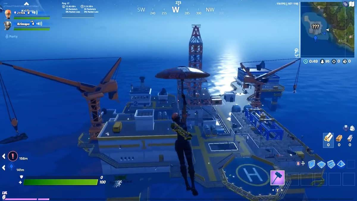 Fortnite Chapter 2 Season 2 Secret Vault Locations Guide