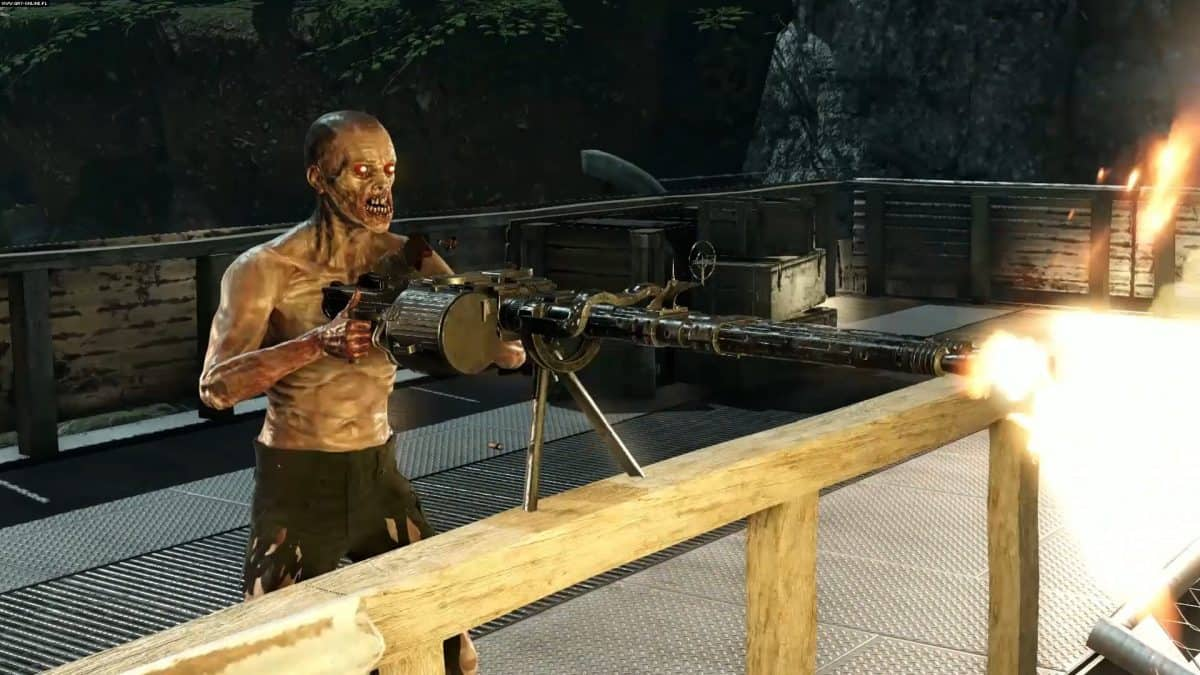 Zombie Army 4 Best Weapons