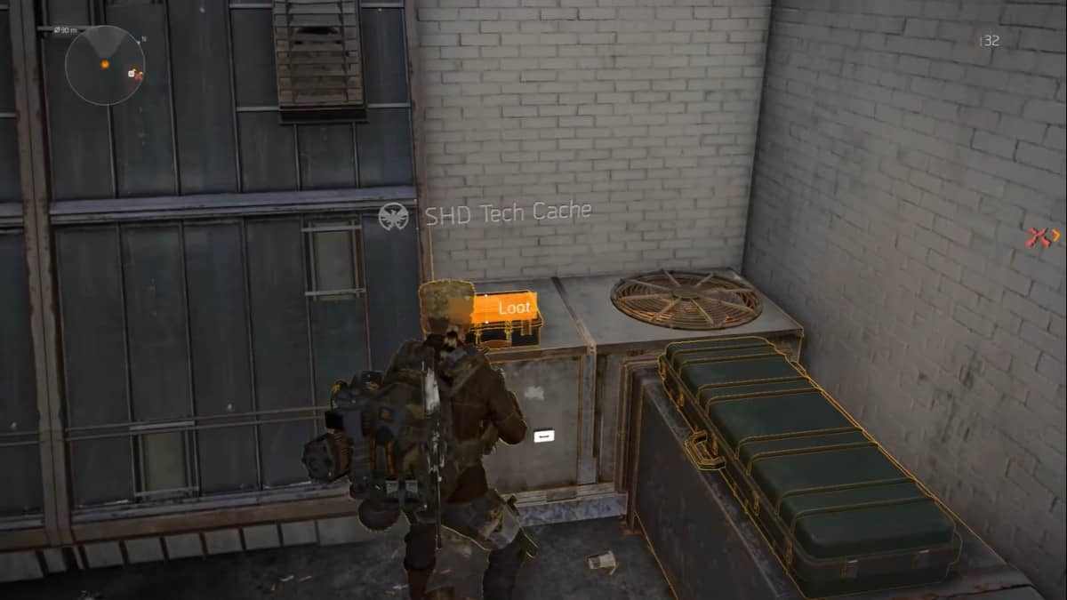The Division 2 Warlords of New York Civic Center SHD Cache Locations Guide