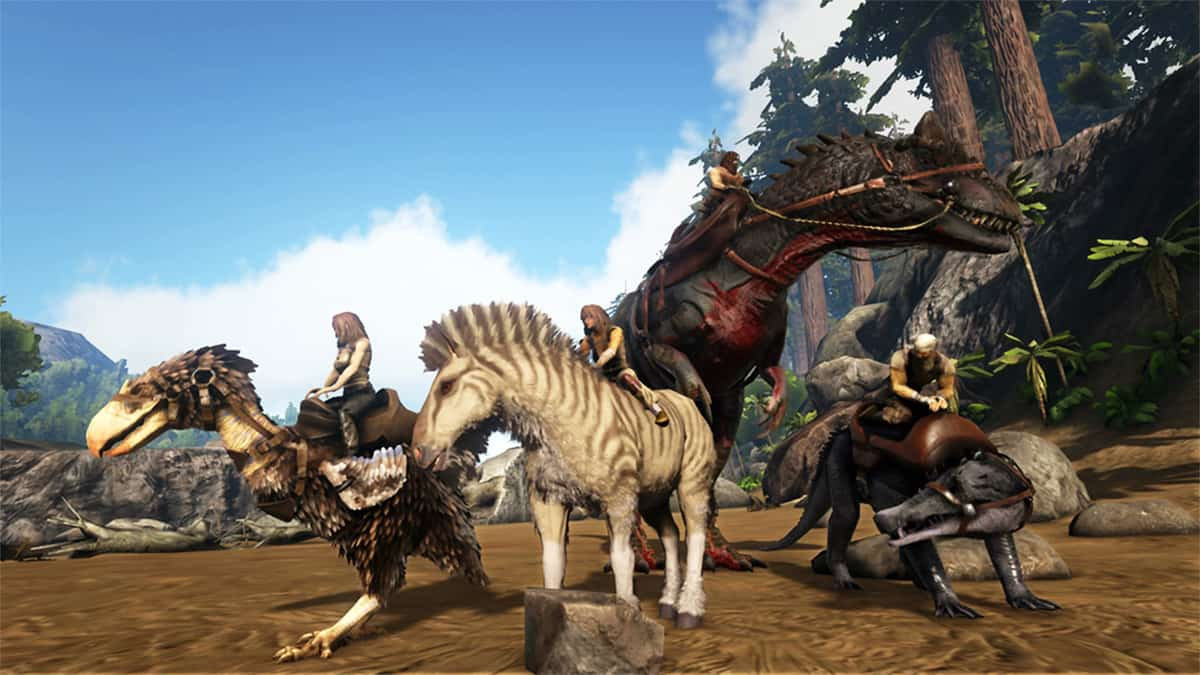 Ark Survival Evolved Version 306.79 Released, Configurations