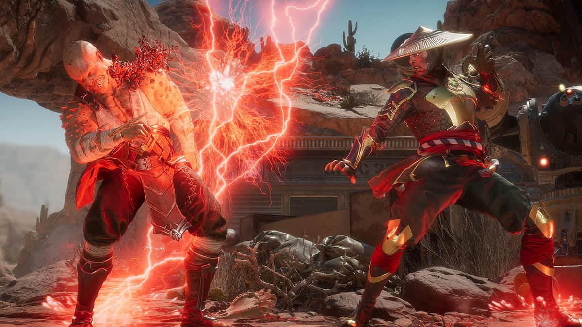 Aftermath Kollection Surfaces For Mortal Kombat 11