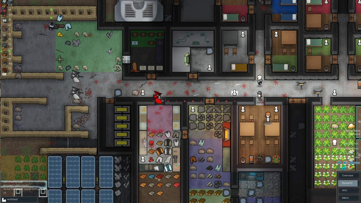 RimWorld Update 1.1.2570 Is Live, Various Bug Fixes