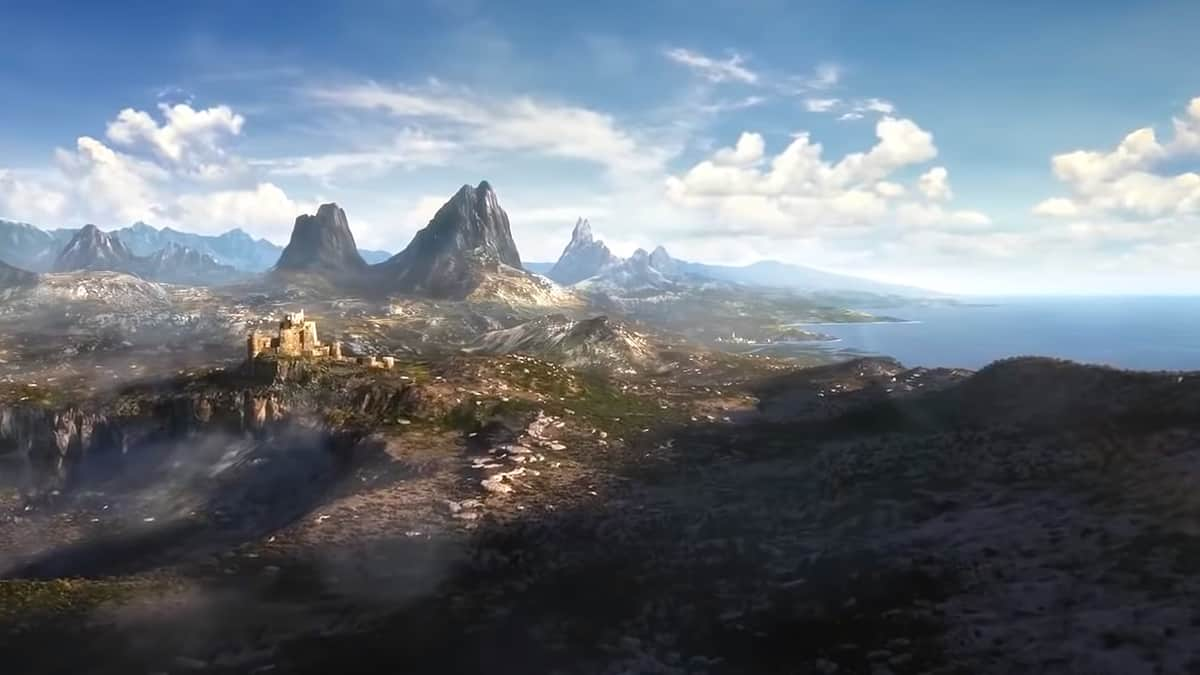 "The Elder Scrolls 6 & Starfield Powered By ""Largest Engine Overhaul Since Oblivion"""