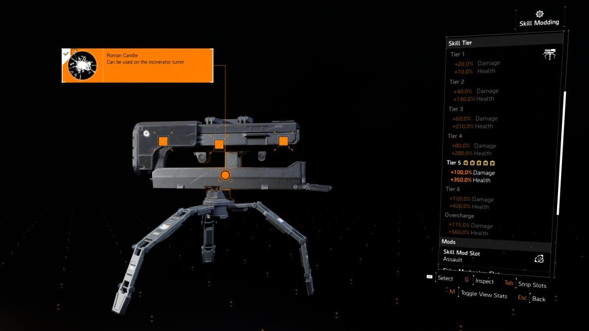 The Division 2 Skill Tier System Guide