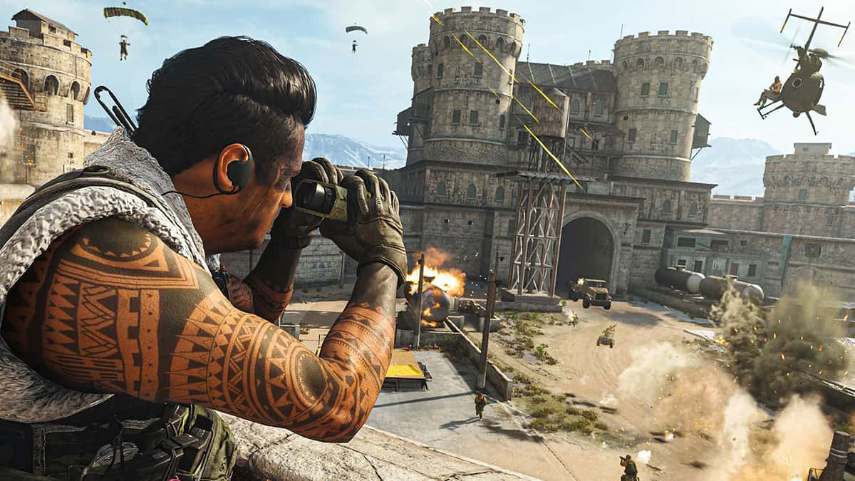 Call Of Duty: Warzone's Progression Bug Is Still There