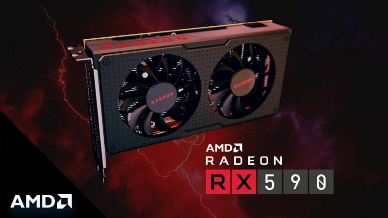 AMD Radeon RX 590 GME is Real and China Exclusive?
