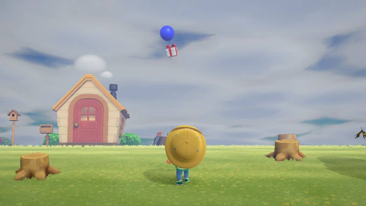 How to Get Balloon Presents in Animal Crossing New Horizons