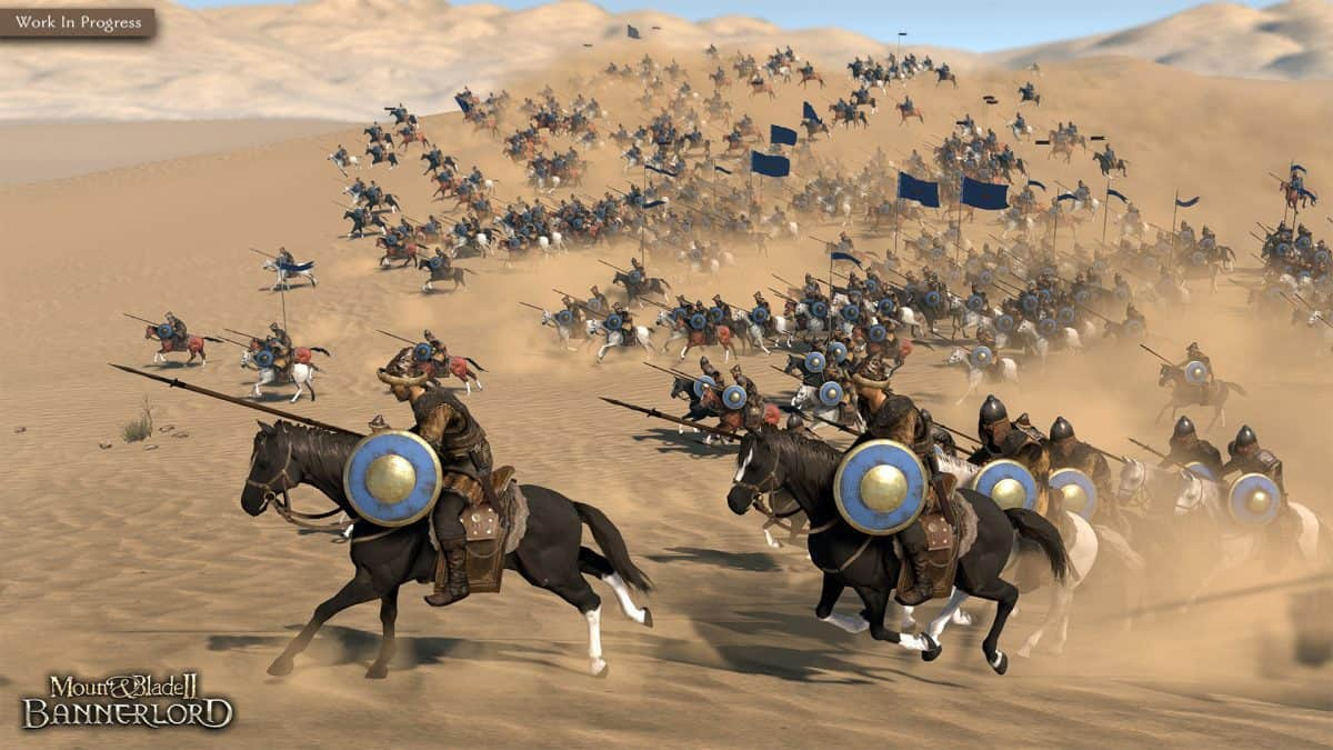 Mount and Blade 2: Bannerlord Controls Guide