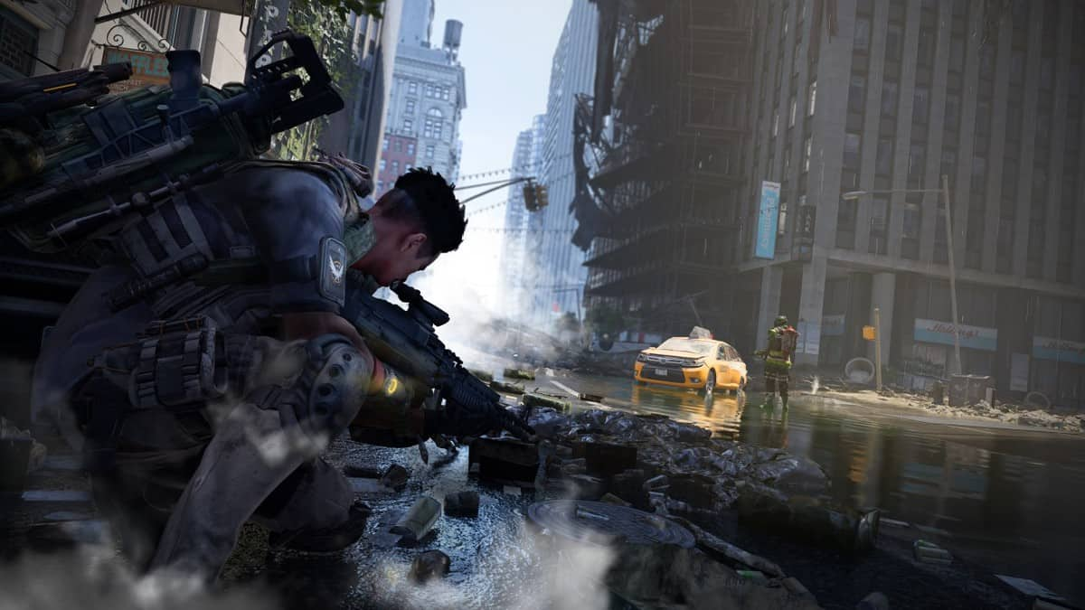 How to Set Directives in The Division 2 Warlords of New York