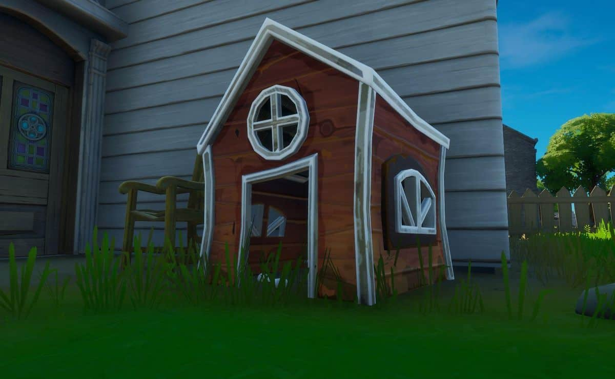 Fortnite Season 2 Meowscles Doghouse Locations