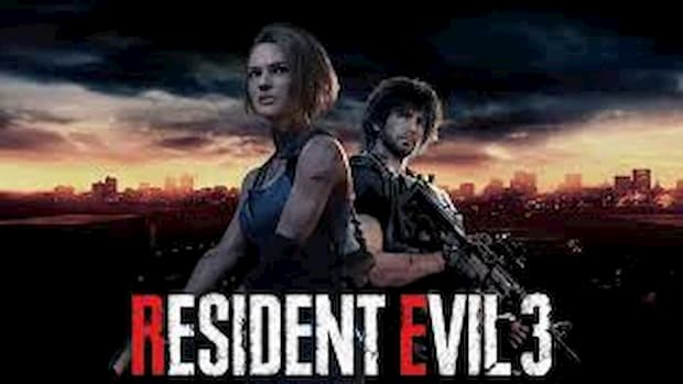 RE3 remake story