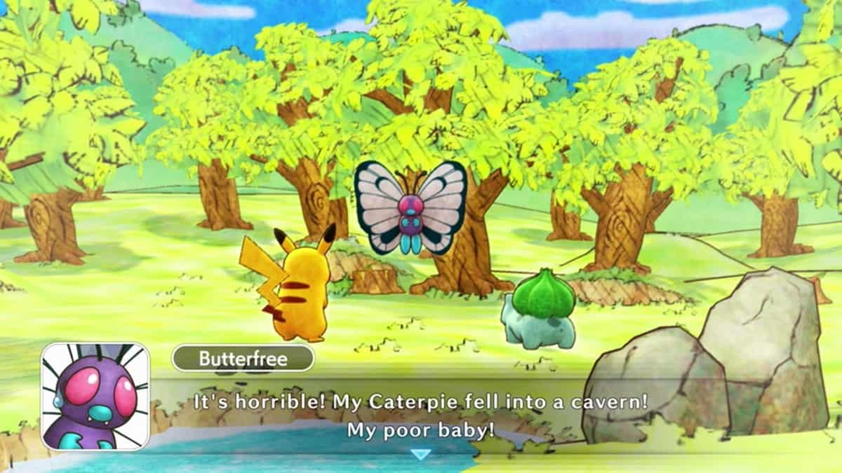 Pokemon Mystery Dungeon DX Best Partners Guide