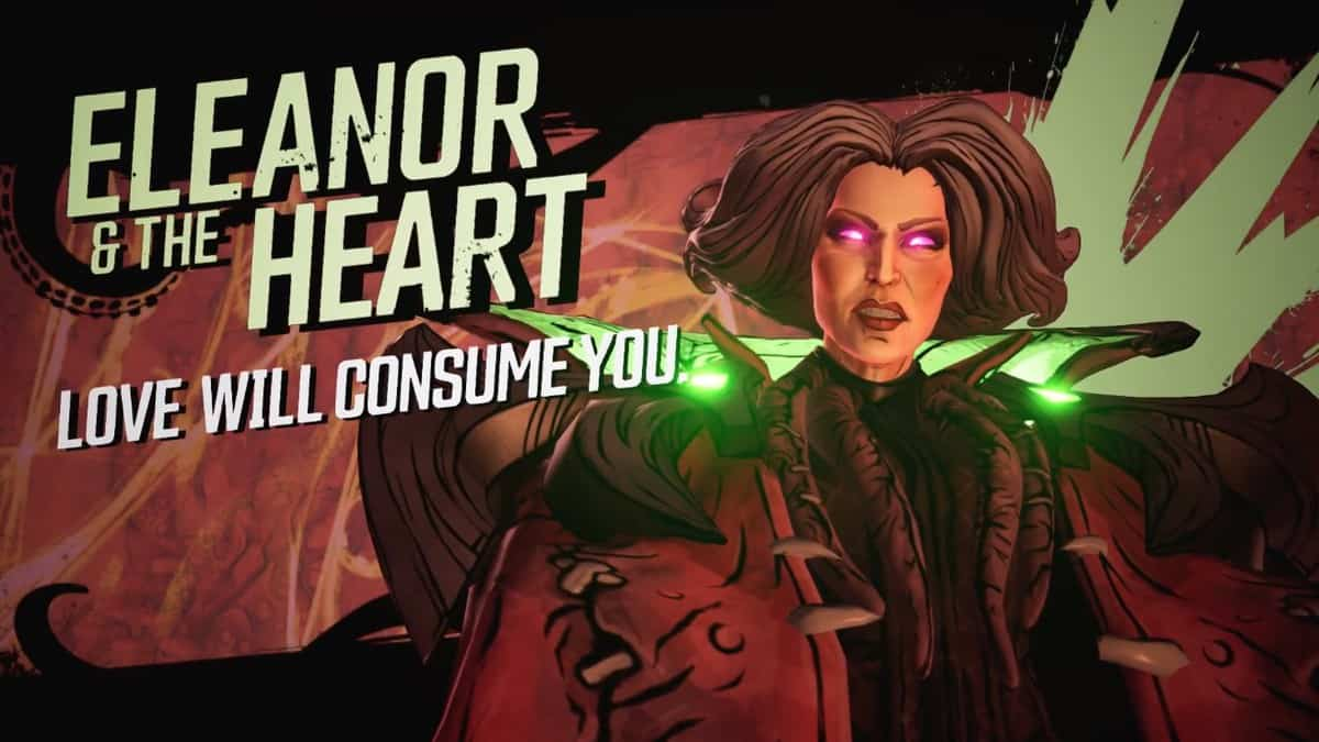 Borderlands 3 Eleanor and The Heart Boss Guide