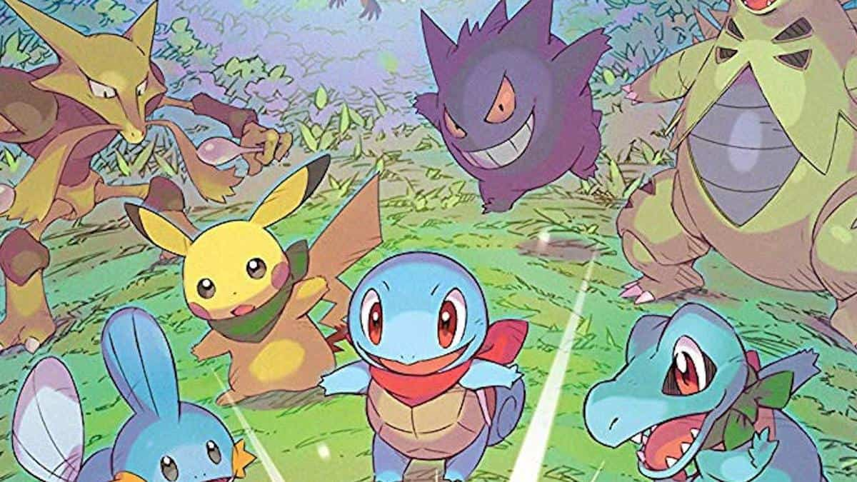 How to Evolve in Pokemon Mystery Dungeon DX