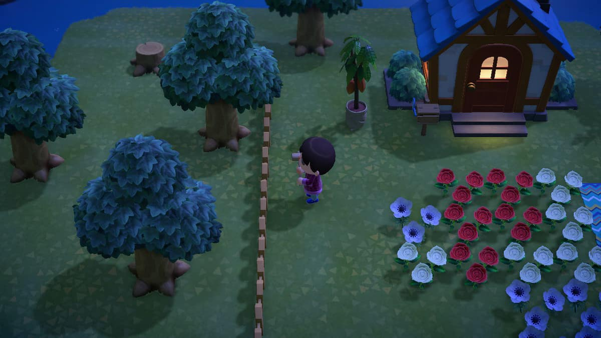 Animal Crossing New Horizons Fences Guide