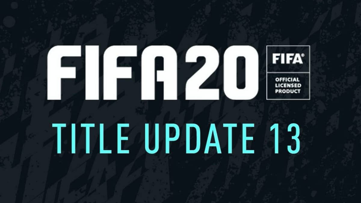 FIFA 20 Update 1.17 (Title Update #13) Is Live, Fixes And Optimizations