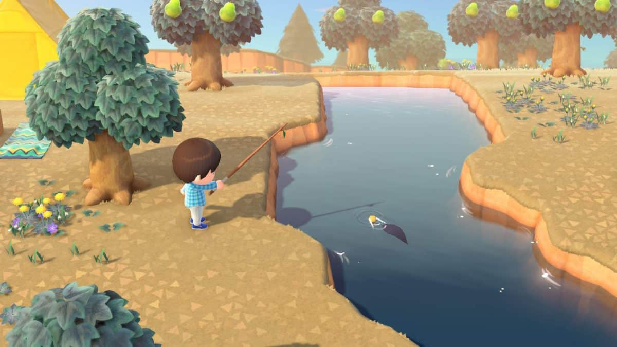How to Make Fish Bait in Animal Crossing New Horizons