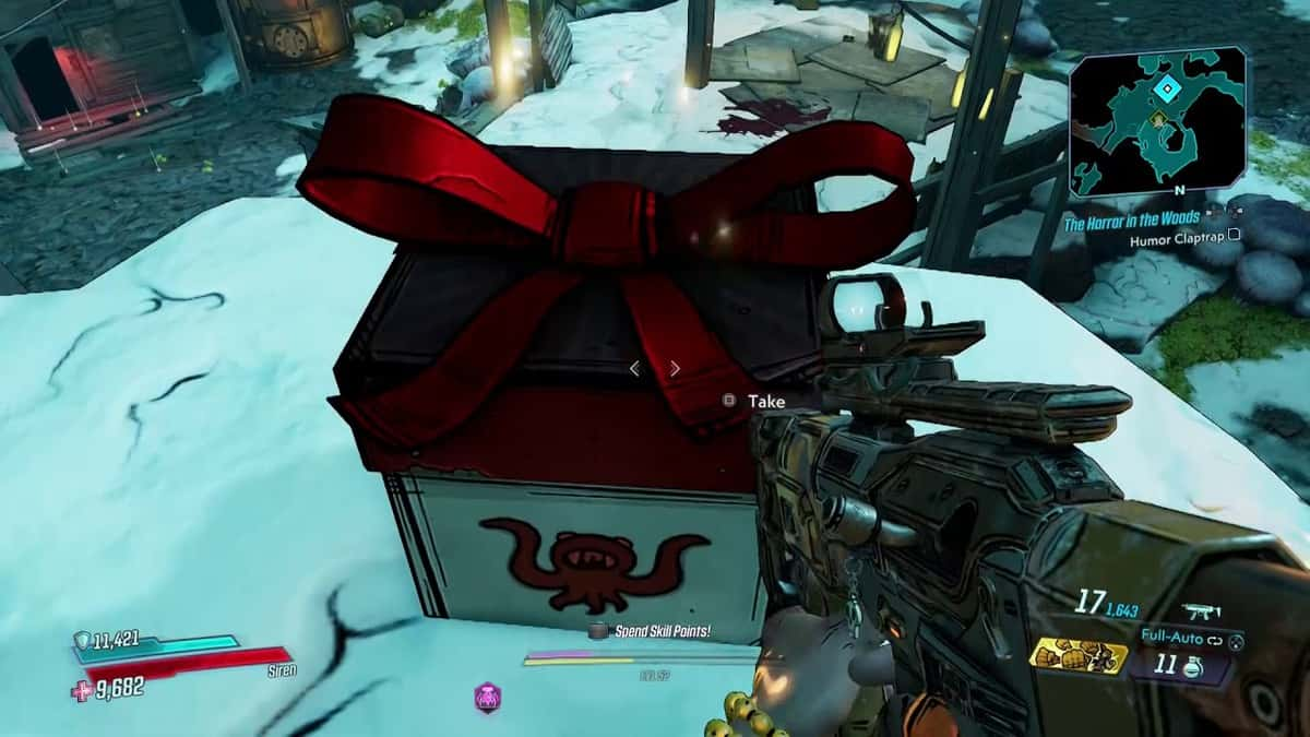 Borderlands 3 Gaige's Gift Locations Guide