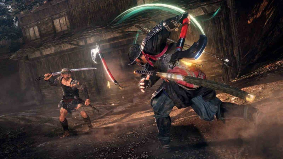 Nioh 2 Hot Springs Locations