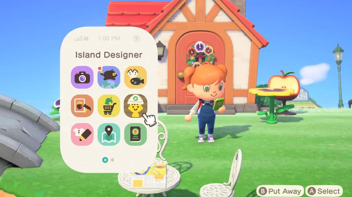 Animal Crossing New Horizons Island Designer Guide