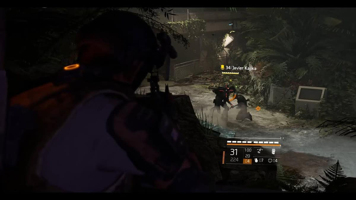 How to Find and Defeat Javier Kajika in The Division 2 Warlords of New York