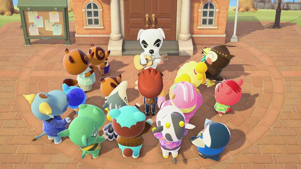 How to Find KK Slider in Animal Crossing New Horizons