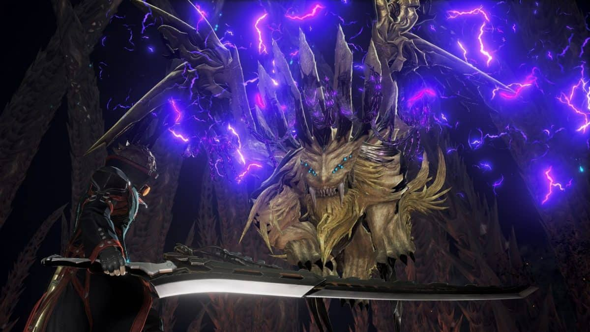 Code Vein Lord of Thunder Boss Guide