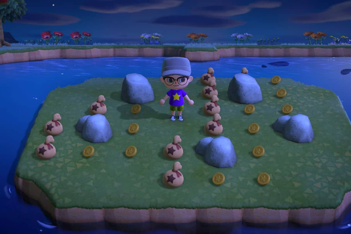 How to Make Money Bags in Animal Crossing New Horizons