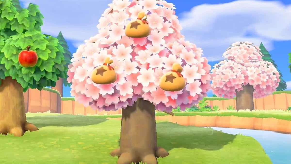 Animal Crossing New Horizons Money Trees Guide